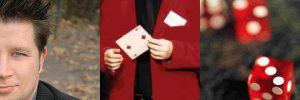 Porträt vom Zauberer André Beck